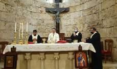 المطران عون في قداس الفصح: قيامة المسيح هي علامة الرجاء التي لا تخيب أحدا