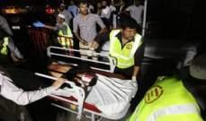 الشرطة الأفغانية: إصابة 13 شخصا في انفجار بولاية بدخشان شمال أفغانستان
