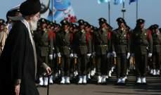 """الحرس الثوري الايراني: خامنئي أمر بضرب أهداف """"داعش"""" في سوريا"""