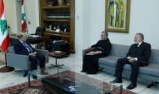 الرئيس عون: ادرس عدة اقتراحات تربوية تمهيدا لاتخاذ مجلس الوزراء قرارا بشأنها