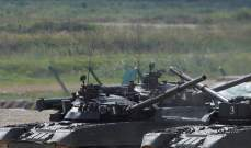 الجيش الروسي أعاد تجميع وحدات عسكرية في ميدان تدريب في طاجيكستان