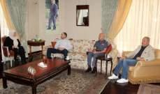 الحريري التقت ضو والسعودي وشمس الدين ووفدا من الحركة الثقافية في لبنان