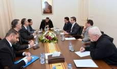 بدء اجتماع لجنة متابعة لقاء بكركي في الصرح البطريركي برئاسة الراعي