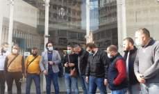 النشرة: اعتصام سلمي في صيدا رفضا لقرار الاقفال دون خطة بديلة