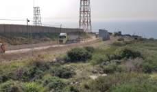 الجيش الإسرائيلي يطلق قنابل ضوئية في أجواء منطقة يارون الحدودية