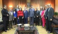 """اللواء عثمان لـ""""النشرة"""": التعيينات الامنية تدخل ضمن صلاحياتي ولابعاد الامن عن السياسة"""