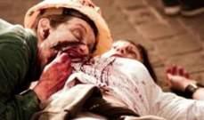 شاعر يلتهم مخ صديقته ويشرب دمها كي لا يغص