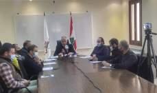 اجتماع طارىء لمجلس بلدية بشري: لن نسكت عن الجريمة وللتروي حتى انتهاء التحقيقات