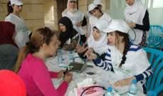 نقابة الممرضات والممرّضين نظمت لقاءها الثامن في مركز الباروك الصحي