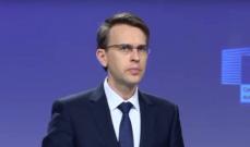 مسؤول بالاتحاد الأوروبي: المساعدات الإنسانية مسموح بها في ظل العقوبات