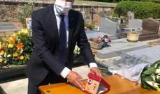 الرئيس عون منح الكاتب الراحل صلاح ستيتية وسام الاستحقاق الوطني