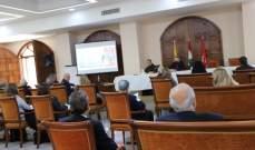 """الجمعية العمومية لـ""""كاريتاس"""" عرضت التقرير المالي ونشاطات الرابطة وصدقت على ميزانيتها"""