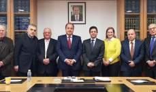 انتخاب وديع كنعان رئيسا للجنة السياحة والتنظيم المدني والنقل في المجلس الاقتصادي والاجتماعي