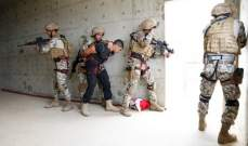 الامن العام: تنفيذ ضباط وعسكريين مناورة بالذخيرة الحيّة في ثكنة سعيد الخطيب-حمانا