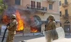 صدمتان ملحّتان.. والّا «حريق روما»!
