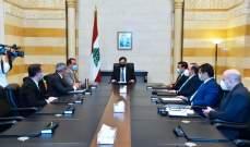 دياب بحث في اجتماع وزاري الترانزيت عبر سوريا والنقاط المرتبطة بقانون قيصر