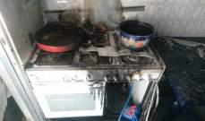النشرة: إخماد حريق إندلع في منزل في عبرا- صيدا والأضرار مادية