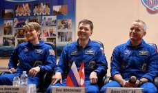 مركبة فضائية جديدة مأهولة انطلقت نحو المحطة الدولية