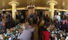 المرابطون أحيت حفل افطار في مطعم عروس البحر الروشة بمناسبة عيد العمال