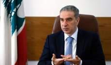 فرعون: كل الأمور معلقة حتى عودة رئيس الحكومة سعد الحريري