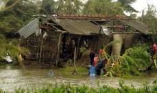 """مقتل 20 شخصا في الهند وبنغلادش جراء الإعصار """"بلبل"""""""
