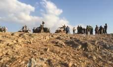 الجيش اللبناني يحرر قرنة شعابة الوشل في جرود رأس بعلبك والتقدم مستمر