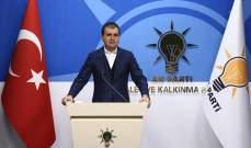 جليك: نمتلك القوة والخبرة للرد على فرض الأمر الواقع شرقي المتوسط