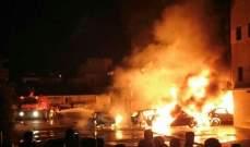 مقتل 8 أشخاص واصابة العشرات اثر حريق بجمعية ترفيه شمالي البرتغال