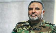 قائد عسكري ايراني: حققنا انجازات طيبة بمجال تصنيع الاسلحة الذكية
