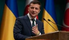 رئيس أوكرانيا: إذا هاجمتنا روسيا انطلاقا من شبه جزيرة القرم سنقاتلها جميعا