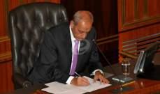 بري عن عدم الدعوة لانتخابات فرعية بعد استقالة فاضل: كان هناك فراغا دستوريا