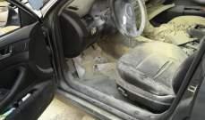 الدفاع المدني: إخماد حريق داخل سيارة في رويسات صوفر وىخر شب بأعشاب يابسة في زحلة