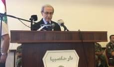 الخليل ردا على ابي خليل: أطلق اتهامات للتعمية على الهدر والتقصير في كهرباء لبنان