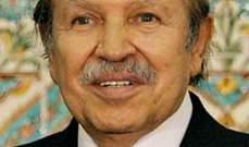 السفير الجزائري بلبنان نفى وفاة الرئيس الجزائري: بوتفليقة بصحة جيدة