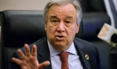مجلس الأمن طلب من غوتيريس تعيين مبعوث خاص للتوسط بإحلال السلام في ليبيا