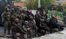 وزارة الدفاع البرازيلية: الجيش عزز قواته على الحدود مع فنزويلا