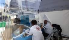 الصحة الإسرائيلية: تسجيل 3 وفيات و1801 إصابة جديدة بكورونا