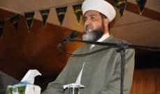عبد الرازق: الاعمال الارهابية مدانة ولا علاقة لها بالاسلام