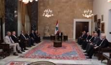 """""""الوفاء للمقاومة"""" لم تسمّأحدالتشكيل الحكومة:التفاهم الوطني هو الممر الالزامي لحفظ لبنان"""