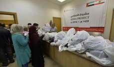 الشامسي: المشروع الاماراتي لتوزيع الأضاحي وكسوة العيد مستمر بالتنسيق مع الجهات اللبنانية