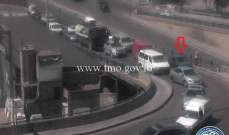 التحكم المروري: تعطل مركبة عند مدخل برج حمود