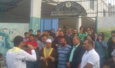 """""""النشرة"""": لجنة الأهل في خريبة الجندي اقفلت المدرسة الرسمية بالبلدة"""