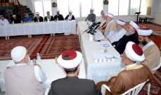 علماء دين لبنانيون وفلسطينيون يعلنون موقفا شرعيا برفض صفقة القرن: اميركا دولة معادية