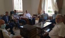 أبو فاضل بجولة للقاء الأرثوذكسي على أحياء بيروت: وضعنا امكانياتنا بتصرف المحافظ