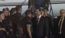 مصادر للاخبار: ماكرون يلتقي السيسي سرّاً في مبادرة لبقاء الحريري