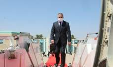 الكاظمي يصل الى طهران على رأس وفد سياسي واقتصادي رفيع
