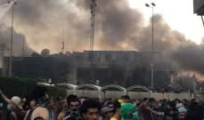 الحدث: 3 انتحاريين يفجرون أنفسهم بعد محاصرتهم من الأمن في سنجار