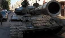 """مصادر عسكرية نفت لـ""""الأخبار"""" سيطرة """"جيش الاسلام"""" على منطقة تل كردي"""