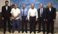 وفد من التيار الوطني الحر زار ممثل حماس لبنان وتأكيد على تعزيز التعاون