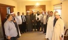 السفيرة الاسترالية استمعت من المفتي زكريا الى حاجات عكار ودعم المشاريع